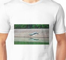 Happy Alligator Unisex T-Shirt