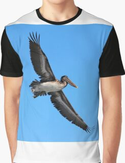 Pelican Flying High Graphic T-Shirt
