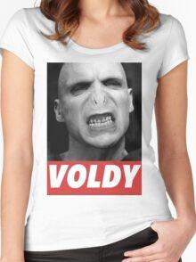 VOLDEMORT Women's Fitted Scoop T-Shirt