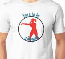 Born to be a lifeguard Unisex T-Shirt