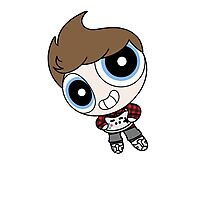 Powerpuff Guy Photographic Print