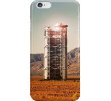 Desert Bank iPhone Case/Skin