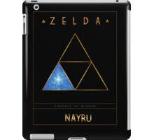 Triforce Designs - Nayru's Wisdom Edition iPad Case/Skin
