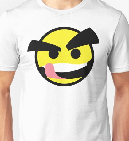 Devious emoji Unisex T-Shirt