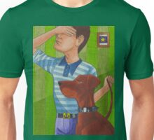 Dog Man Star Unisex T-Shirt