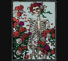 Skeleton & Roses Unisex T-Shirt