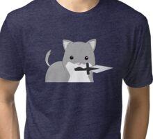 Assassin Doge Tri-blend T-Shirt