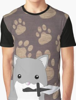 Assassin Doge Graphic T-Shirt