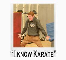 """I know Karate"" Unisex T-Shirt"