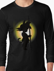Goku - Silhouette Long Sleeve T-Shirt