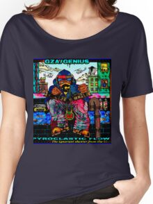 Genius GZA Pyroclastic Flow Women's Relaxed Fit T-Shirt