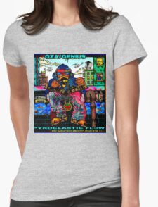 Genius GZA Pyroclastic Flow Womens Fitted T-Shirt