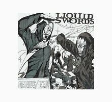 Liquid Swords Album Art Sketch Unisex T-Shirt