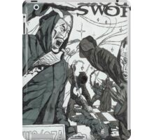 Liquid Swords Album Art Sketch iPad Case/Skin