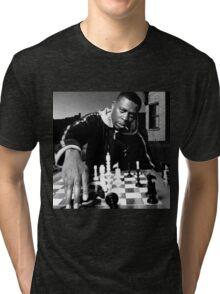 GZA Genius Tri-blend T-Shirt
