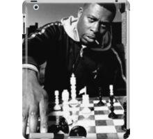 GZA Genius iPad Case/Skin