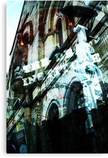 Manchester – Photomontage by Lee Whitmarsh