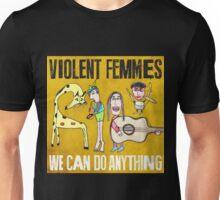 HITS VIOLENT FEMMES LOGO TOUR 2016 FRTR Unisex T-Shirt