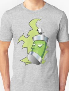 the spray can dude Unisex T-Shirt