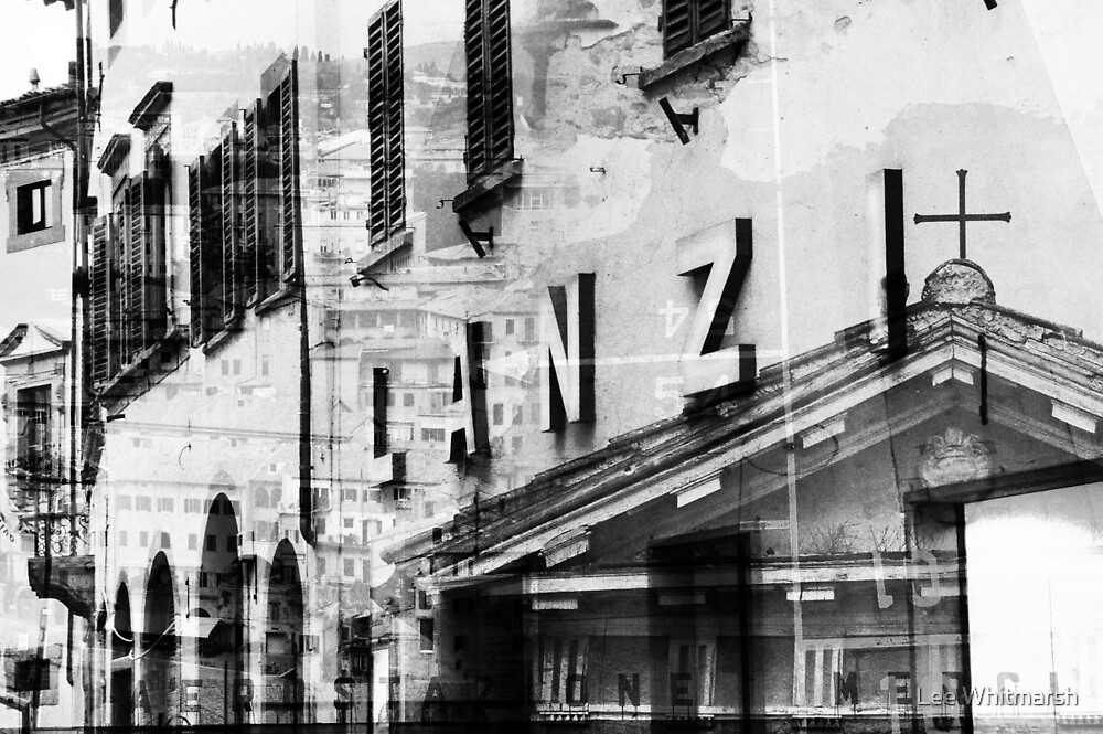Italy – Photomontage by Lee Whitmarsh