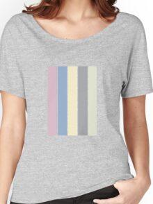 Color Scheme: Candy shop Women's Relaxed Fit T-Shirt