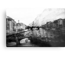 Italy – Ponte Vecchio Florence Metal Print