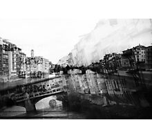 Italy – Ponte Vecchio Florence Photographic Print
