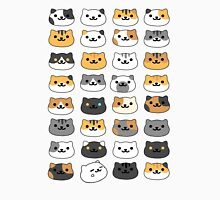 Neko atsume - cat collector faces Unisex T-Shirt