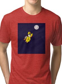 The Desire To Fly Tri-blend T-Shirt