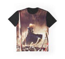 SABER Graphic T-Shirt