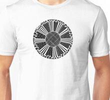 Uncoloured Crest 80 Unisex T-Shirt