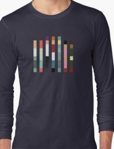 Look Closely (Barcode Edition) Long Sleeve T-Shirt