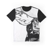 Weather Report JJBA Graphic T-Shirt