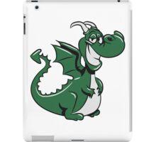 Dragon funny sweet iPad Case/Skin