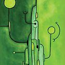 Species Nervina by TheMaker