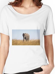 Elephant - Africa (14) Women's Relaxed Fit T-Shirt