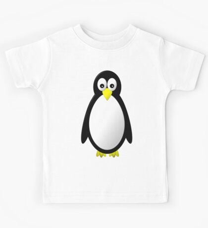 Penguin Character Kids Tee