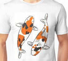 2 Koi Unisex T-Shirt