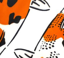 2 Koi Sticker