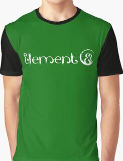 Element 8 - White Graphic T-Shirt