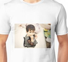 A Handful of Rice and a Pretty Dress Unisex T-Shirt