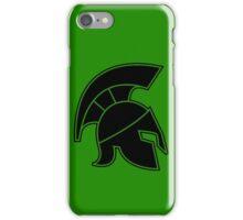 Spartan Helmet iPhone Case/Skin