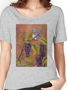Bluey and the Grape Vine Women's Relaxed Fit T-Shirt
