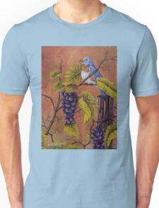 Bluey and the Grape Vine Unisex T-Shirt