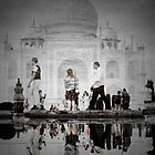 One Morning at the Taj by Valerie Rosen