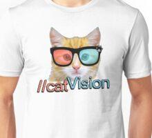 Cat Vision Unisex T-Shirt