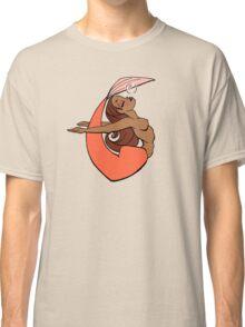 Peach Merm Classic T-Shirt