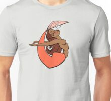 Peach Merm Unisex T-Shirt