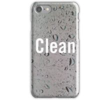 Clean iPhone Case/Skin