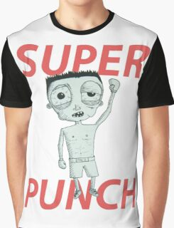 Super Punch Graphic T-Shirt